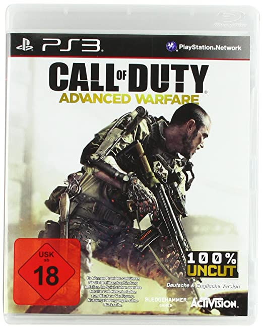 Call of Duty: Advanced Warfare - Standard - [Playstation 3]