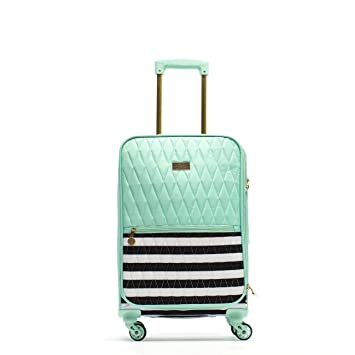 Amazon.com  Macbeth Madison 21in Rolling Luggage Suitcase 93f981bbfeeab