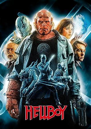 Ron Perlman - Hellboy Edizione: Giappone Italia DVD: Amazon ...
