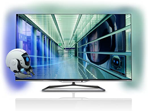 Philips 47PFL7008K/12 - Televisión 3D LED de 47