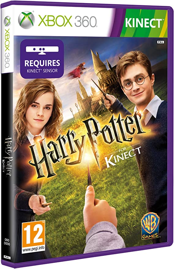 Harry Potter - Kinect Required (Xbox 360) [Importación inglesa ...
