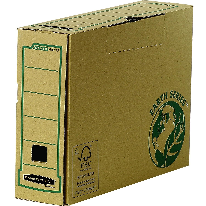 Bankers Box 4473102/Caja archivadora A4/+ 100/mm, 20/unidades
