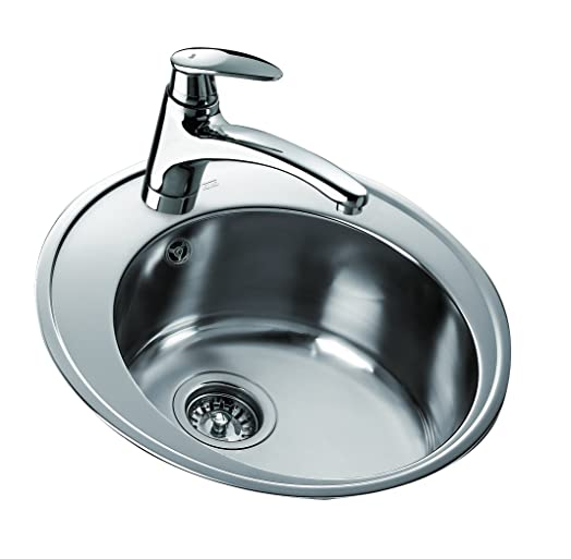Teka Centroval/M 10111024u0026nbsp;Microfoster Steel Sink With ...