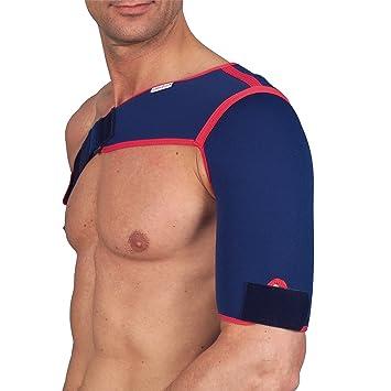 Support d'épaule - Fournit une chaleur, de compression et de soutien ...