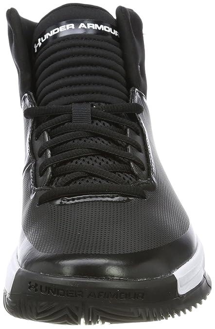 88b9b0aed82 Zapatos de basketball para Hombre UA Lockdown 2 - Under Armour   Amazon.com.mx  Ropa