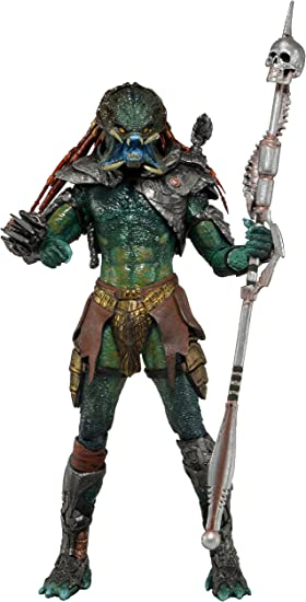 Neca - Figurine Predator - Scavage Predator 17cm série 13 - 0634482515112: Amazon.es: Juguetes y juegos