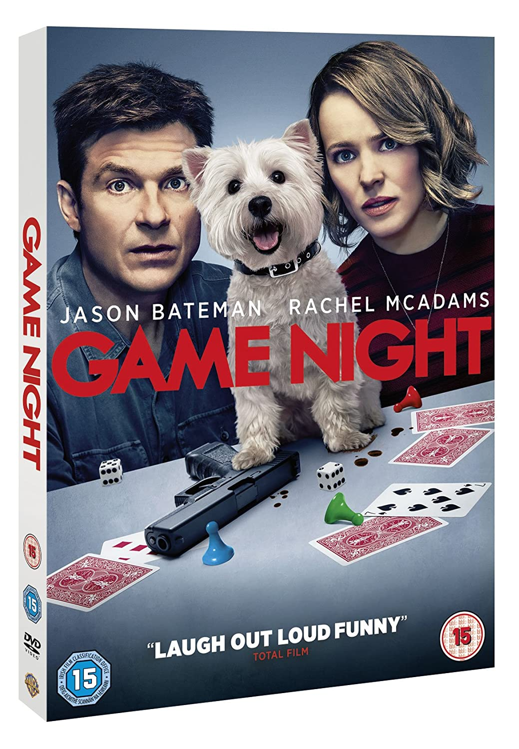 Amazon Com Game Night Dvd 2018 Movies Tv