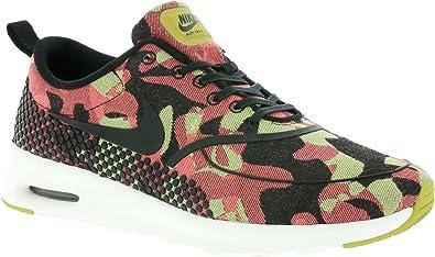 Nike Air Max Thea Jacquard Premium Women Žs Sneaker Jaune