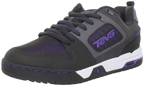 Teva Links 4304 - Zapatillas para Hombre, Color Negro, Talla 40.5: Amazon.es: Zapatos y complementos