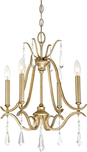 Minka Lavery 4444-582 Laurel Estate Crystal Chandelier Lighting