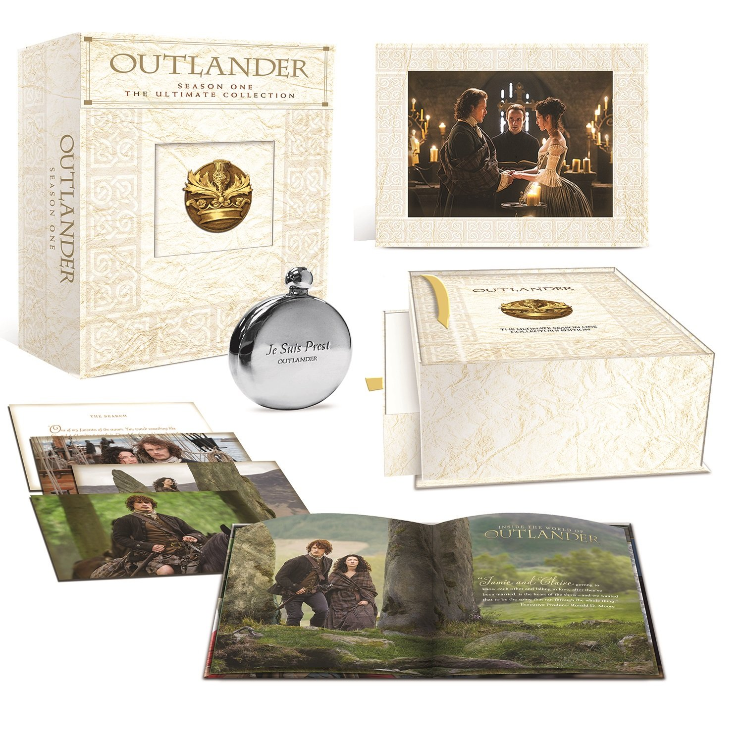 Outlander Season One: The Ultimate Collection