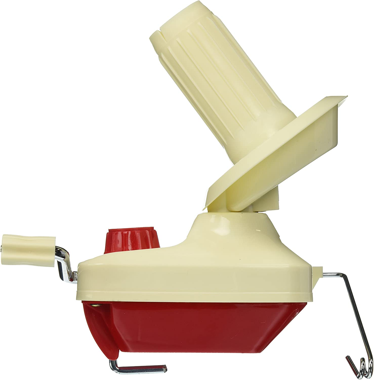 Best for winding large skeins- Lacis Yarn Ball Winder II