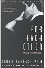 For Each Other: Sharing Sexual Intimacy Paperback