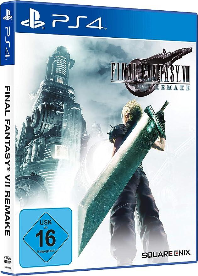 Final Fantasy VII HD Remake inkl. Dynamic Theme