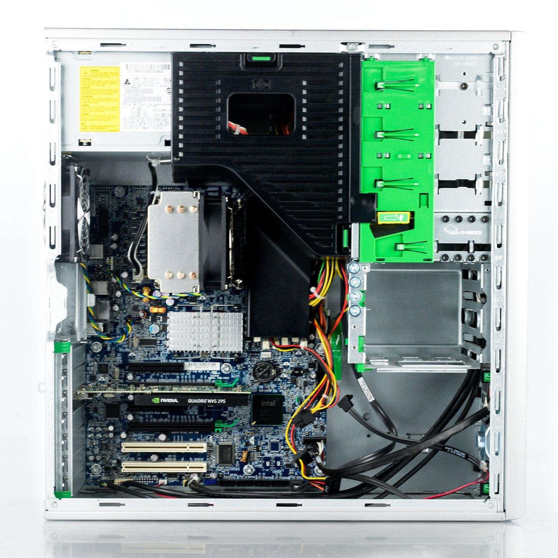 HP Z400 Workstation Xeon Quad-Core W3565 3 2GHz 8GB 1TB Win 7 Pro