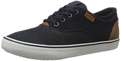 Geox U Smart B, Zapatillas para Hombre, Azul, 42 EU