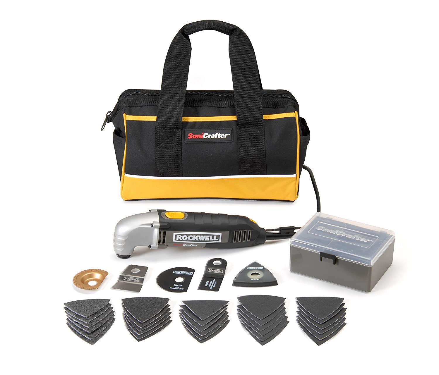 Rockwell RK5101K SoniCrafter Tool Kit