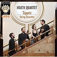 Tippett: String Quartets 1-5 (GRAMOPHONE AWARD WINNER 2016: Chamber Category)