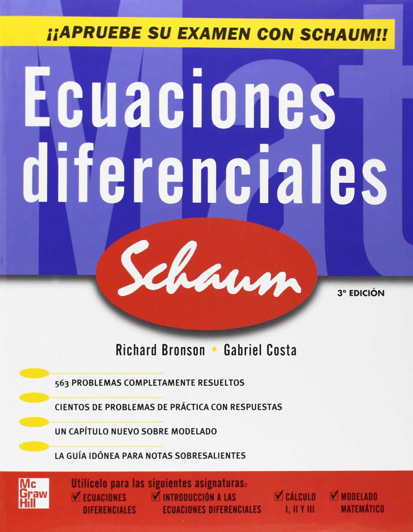 Download ECUACIONES DIFERENCIALES 3ED pdf