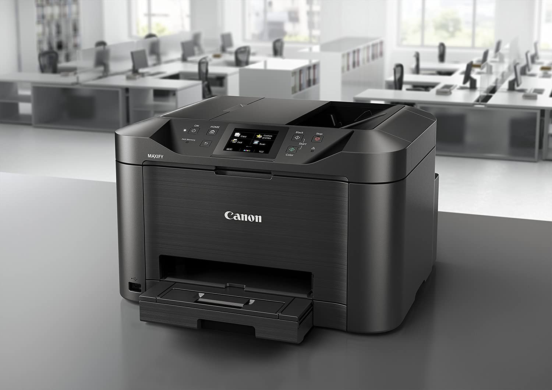 Canon MAXIFY MB5150 Inyección de Tinta 600 x 1200 dpi A4 WiFi ...