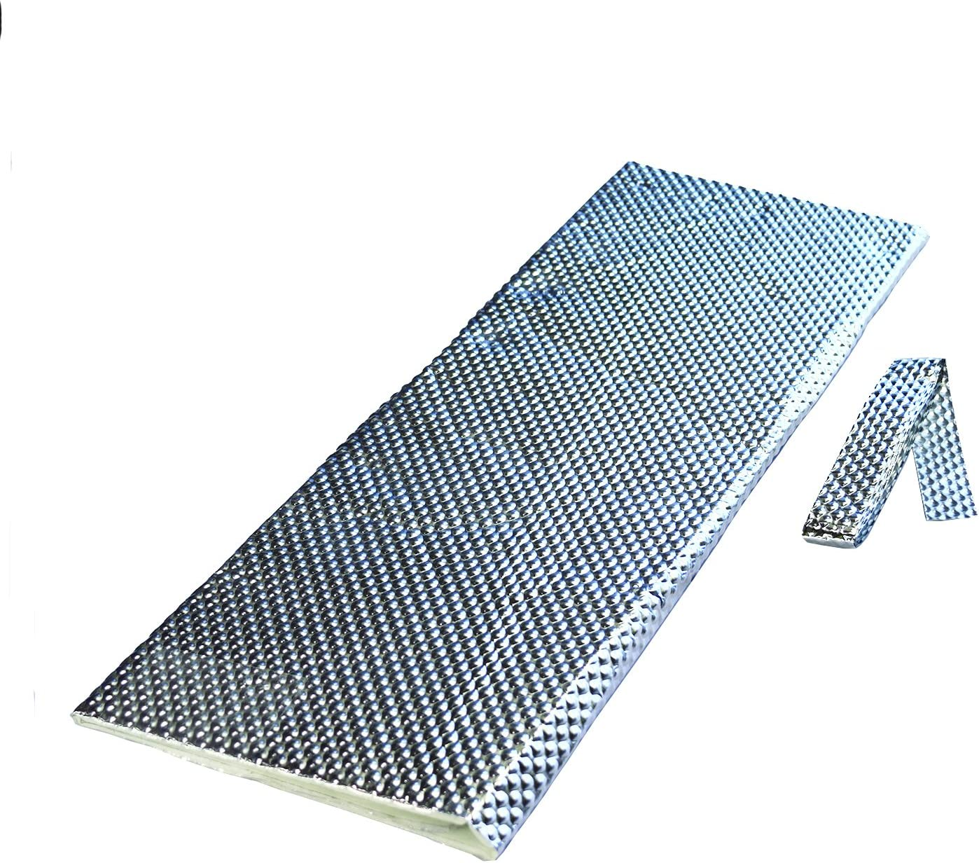 """Heatshield Products 180021 1/8"""" Thick x 24"""" Wide x 23"""" Long HP Sticky Shield"""
