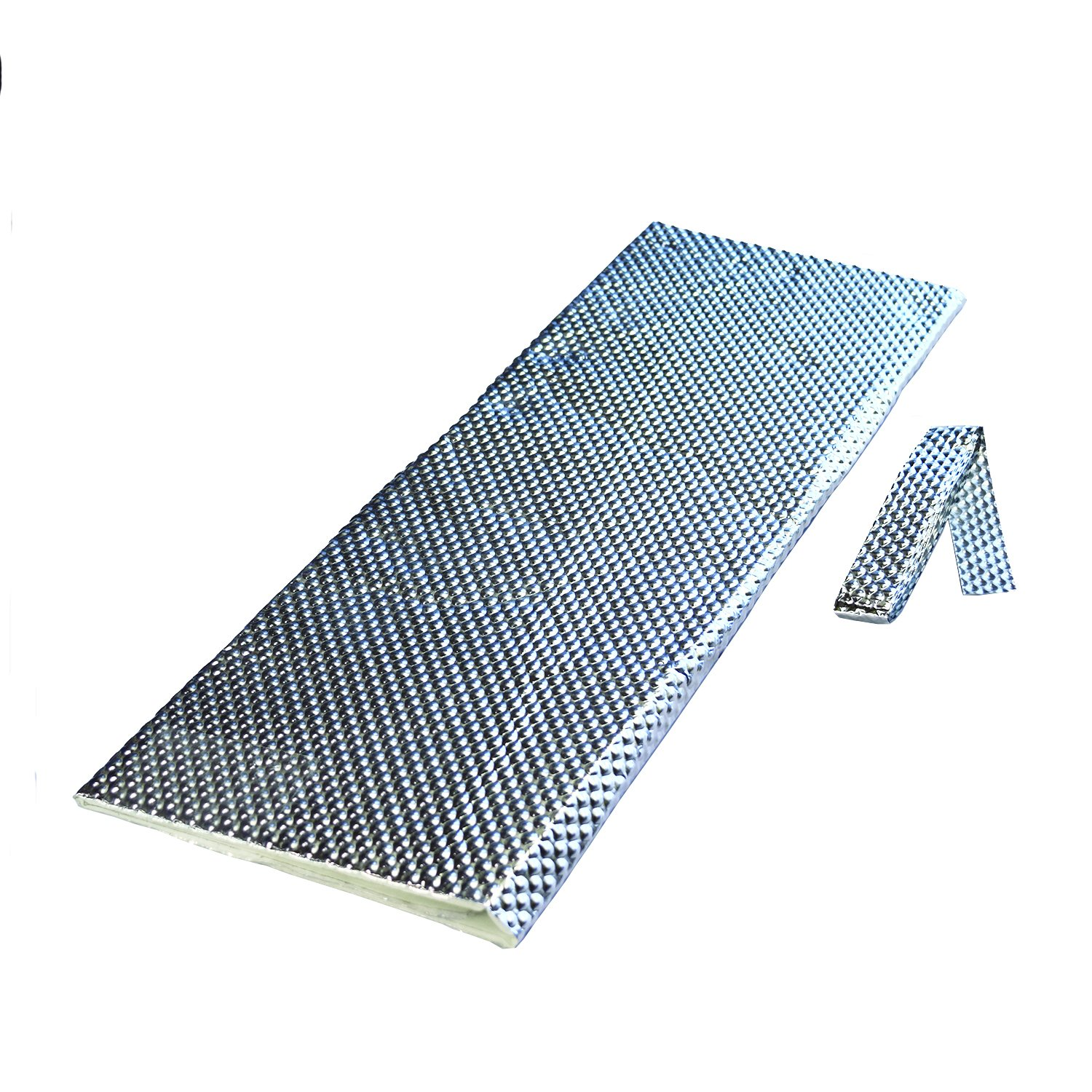 Heatshield Products 180022 1/8' Thick x 11' Wide x 10' Long HP Sticky Shield