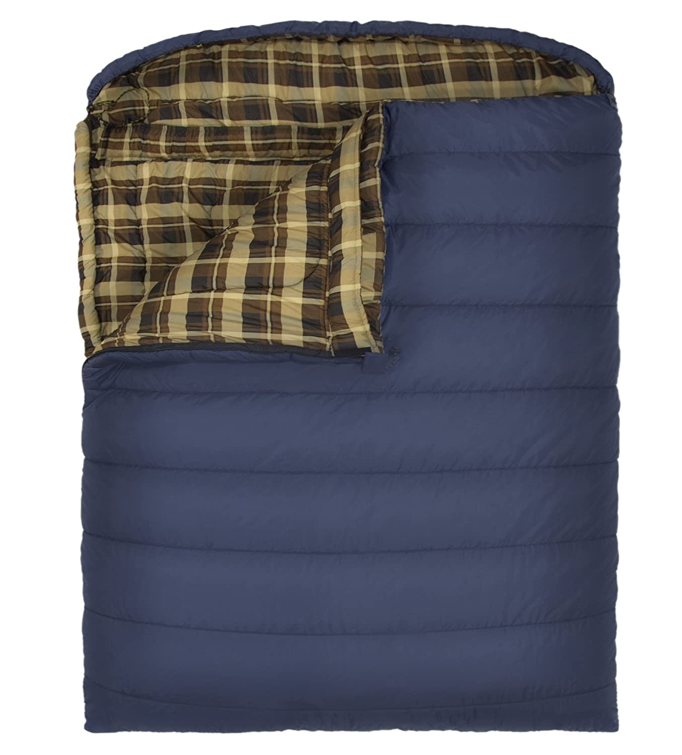 Amazon.com: TETON deportes Mammoth Saco de dormir doble ...