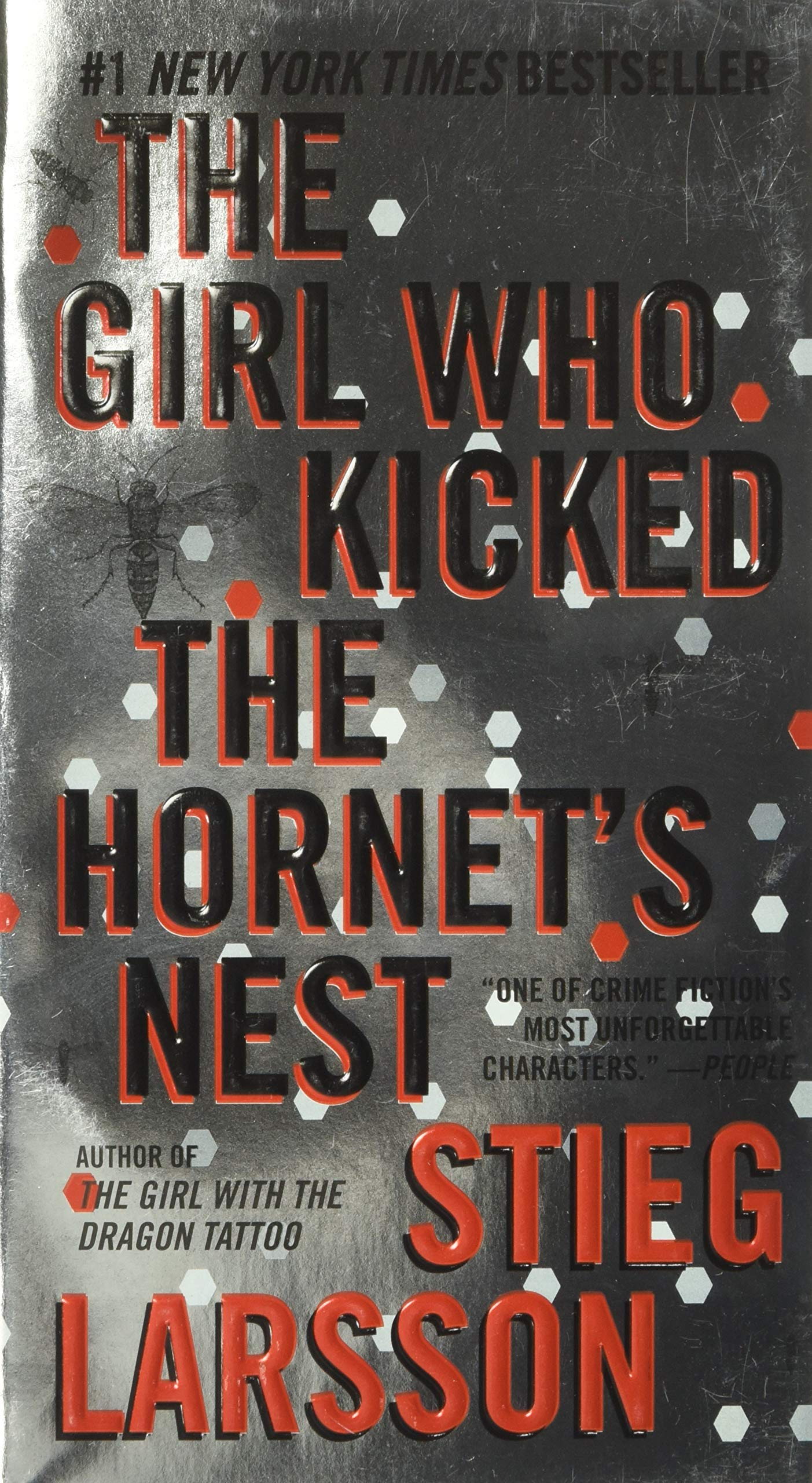 Amazon fr - The Girl Who Kicked the Hornet's Nest - Stieg Larsson