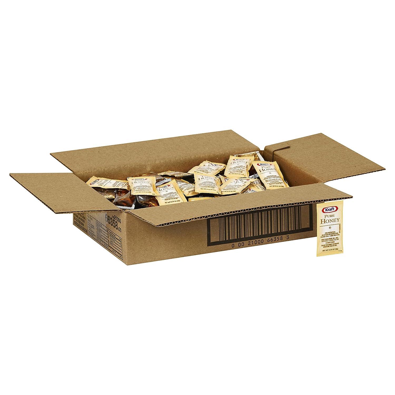 Kraft Honey Single Serve Packets (0 5 oz Packets, Pack of 200)
