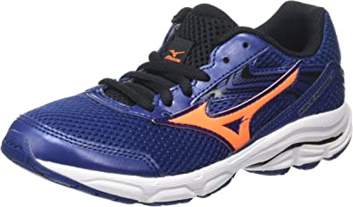 Mizuno Wave Inspire 12 Jr - Zapatillas de Running Niños: Amazon.es: Zapatos y complementos