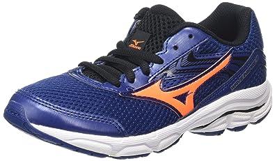 29d6fd3bed390 Mizuno Boys' Wave Inspire 12 Jr Training Running Shoes