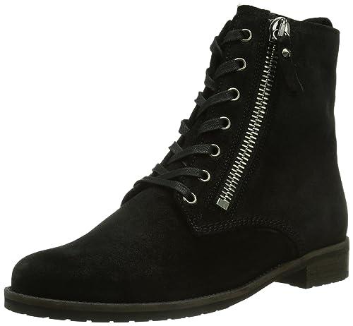 Shoes 92 743 StiefelSchwarzschwarz 87 Damen Gabor Biker Lq34ARj5cS