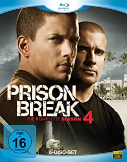 Prison Break Season 2 Poster