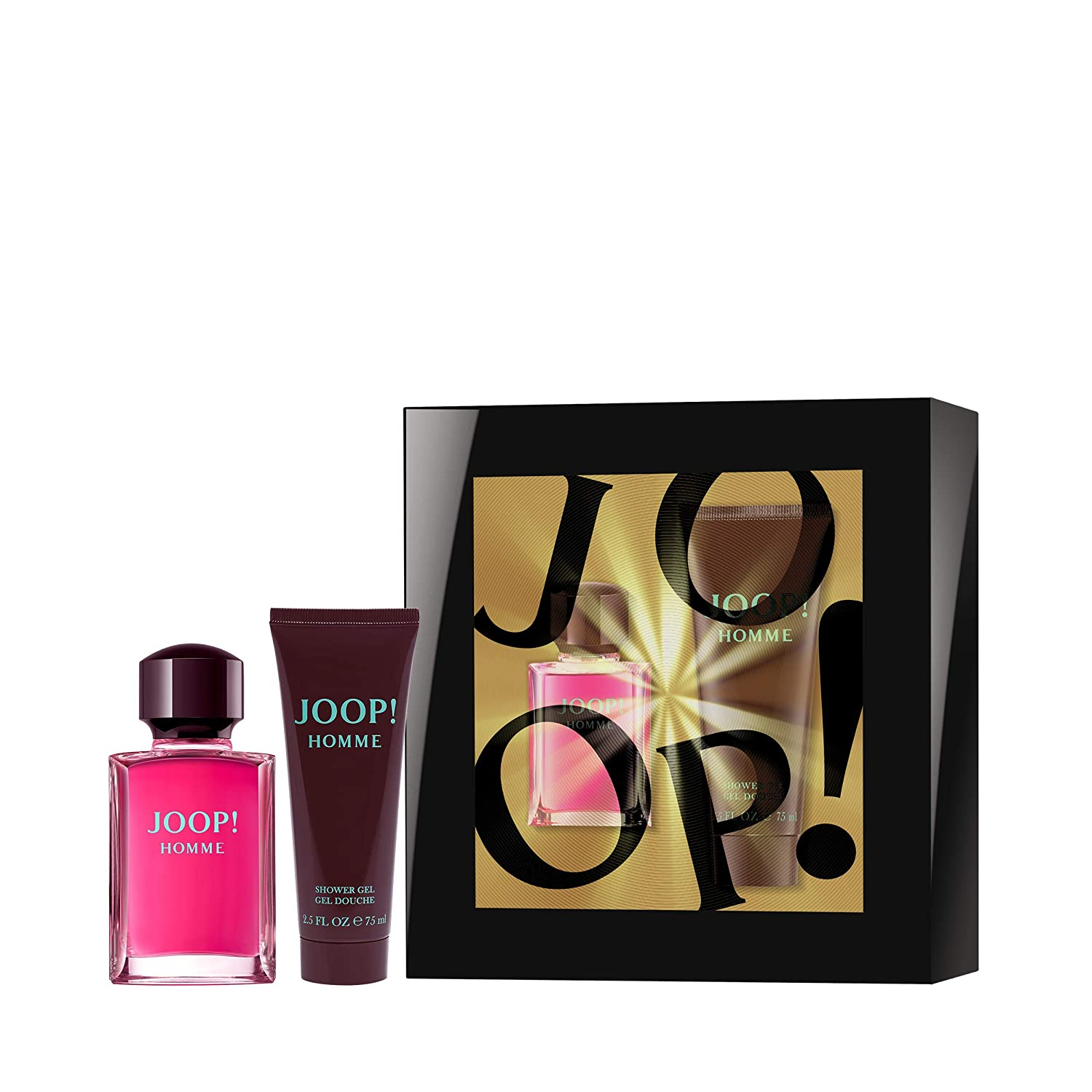 famous brand lower price with undefeated x Joop! HOMME Eau de Toilette Gift Set, 75 ml: Amazon.co.uk ...