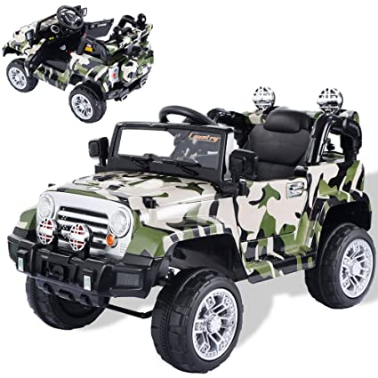 Battery Operated Ride On Toys >> Amazon Com Dustnie Battery Operated Ride On Toys Kids Suv Riding