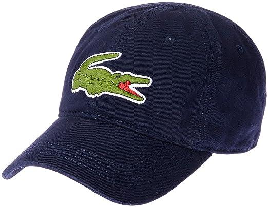 b407acdd282 Lacoste Men s Big Croc Cap