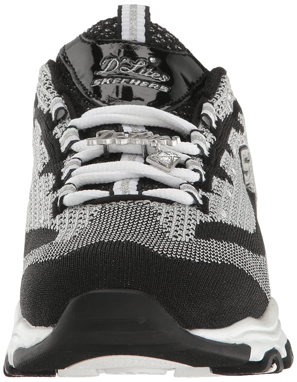 D Con Lites Viscoelástica Skechers Zapatillas Espuma Cordones De xYwwqgP1