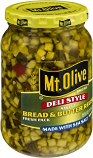 product image for Mt Olive Deli Style Relish 16oz Jar (Pack of 4)