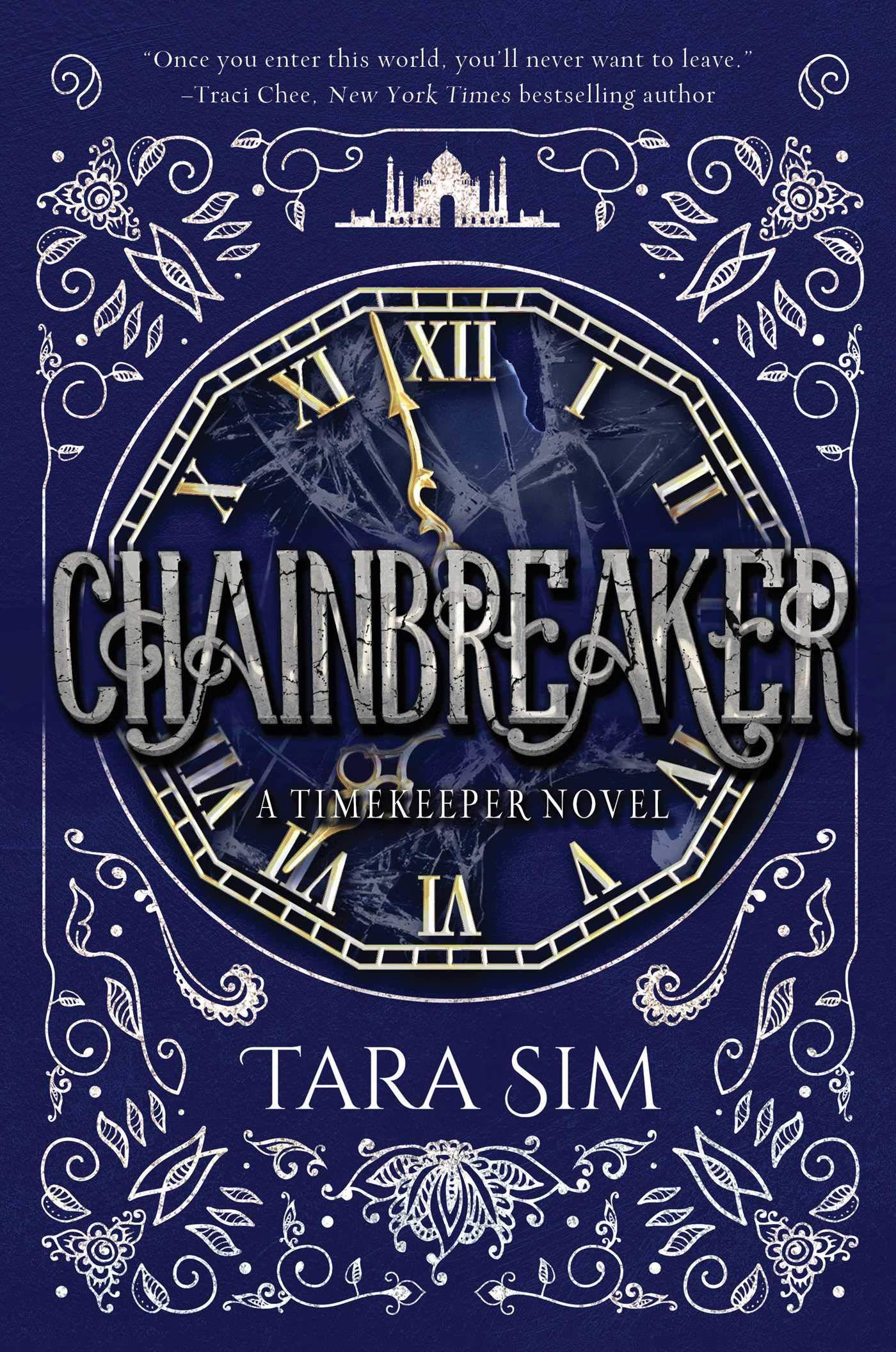 Chainbreaker (Timekeeper Book 2) (English Edition)