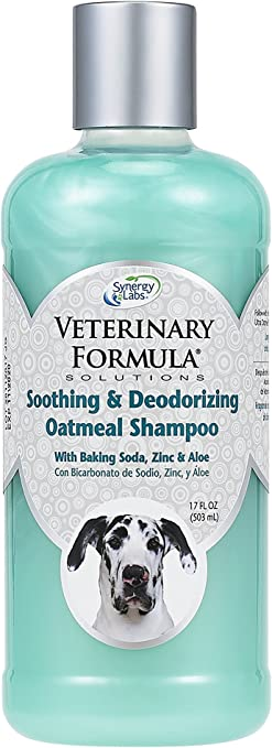 Veterinary Formula Solutions Soothing and Deodorizing Oatmeal Shampoo