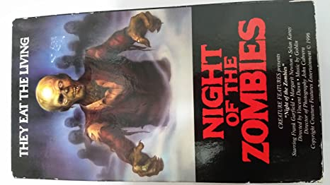 Amazoncom Night Of The Zombies Vhs Director Bruno Mattei