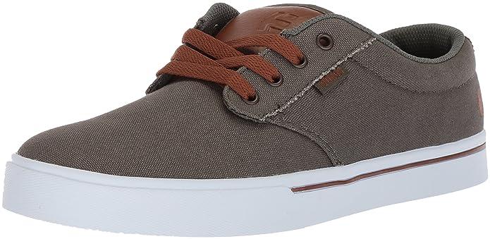 Etnies Jameson 2 Eco Sneakers Skateboardschuhe Herren Erwachsene Olivgrün/Braun