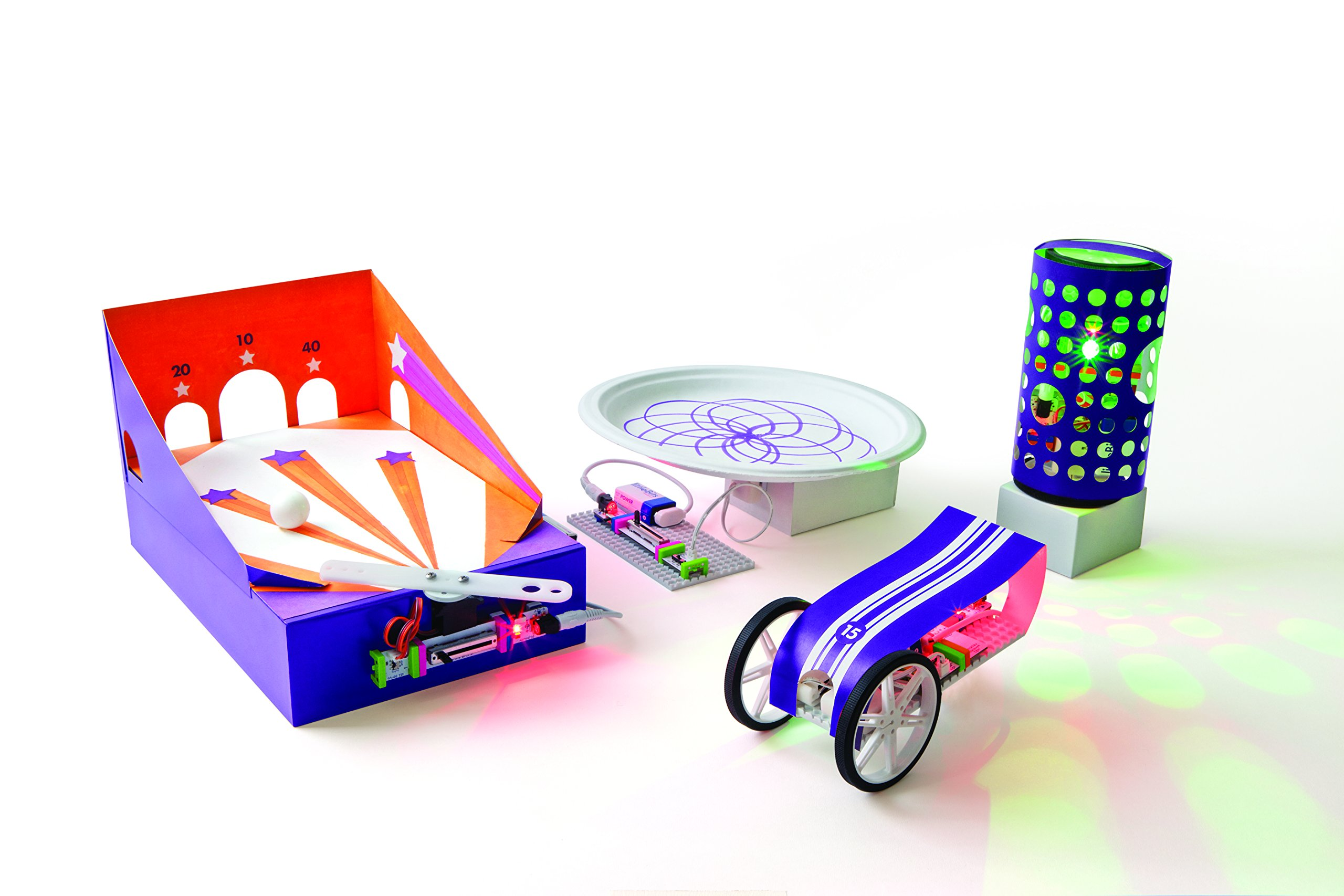 littleBits Electronics Gizmos & Gadgets Kit
