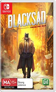 Blacksad - Under the Skin - Nintendo Switch