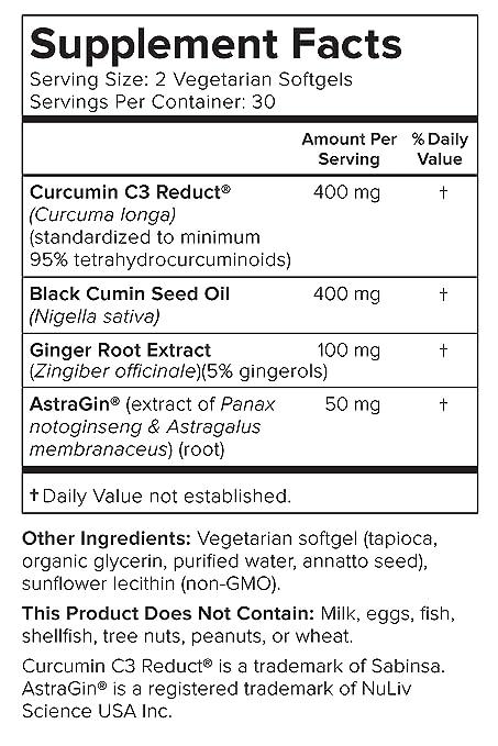 Amazon.com: Curcumina por Smarter Nutrition&ndash ...