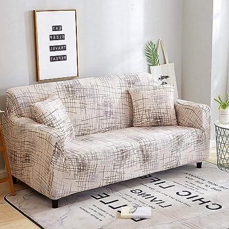 Amazon.com: Elastic Sofa Cover Wrap All-Inclusive Tight ...