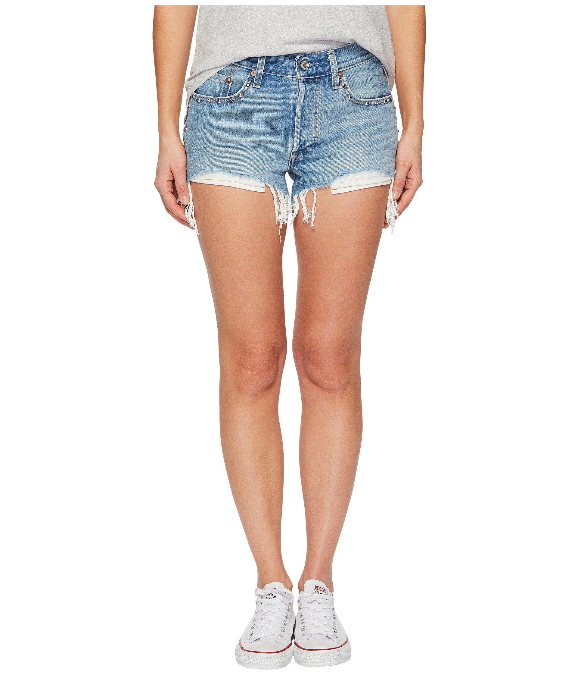 Levi's Women's 501 Shorts, Hotline Bling 26 (US 2)