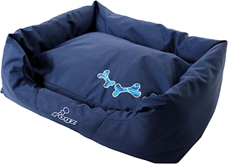 Rogz ppm de CD Spice PODZ Dog Bed/Cama para Perros, M, Azul: Amazon.es: Productos para mascotas