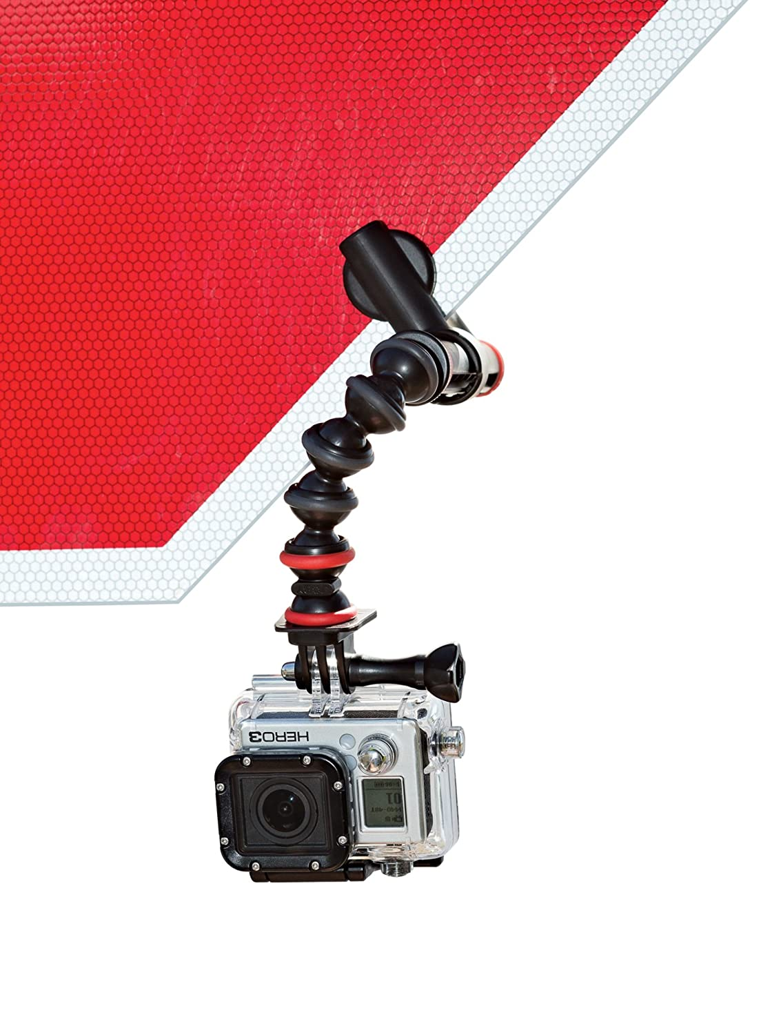 JOBY Action Clamp and Locking Arm for GoPro and Sports Action ...