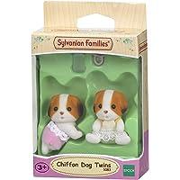 Sylvanian Families SF5083 SF - Chiffon Dog Twins